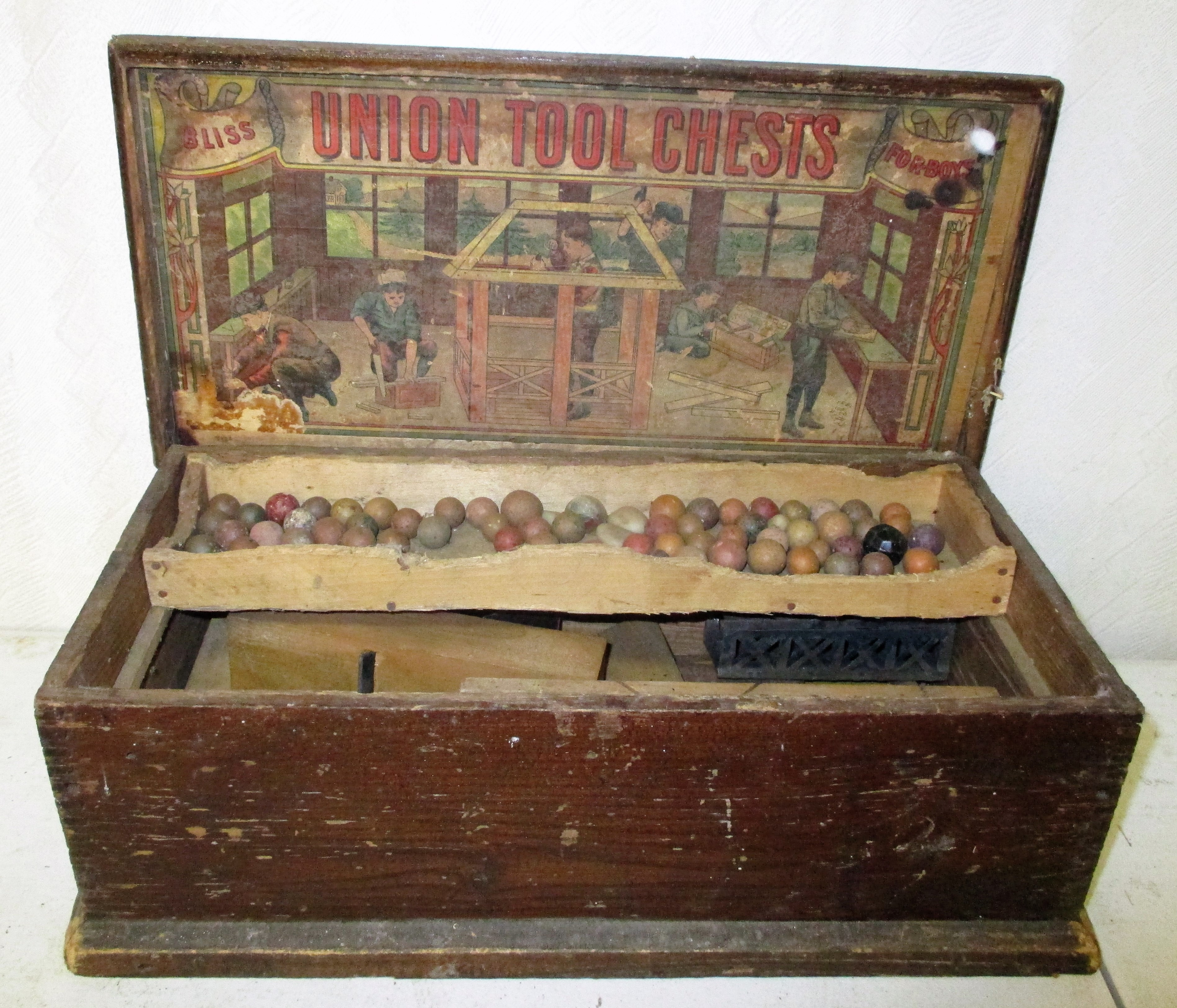176: Union Tool Chest For Boys