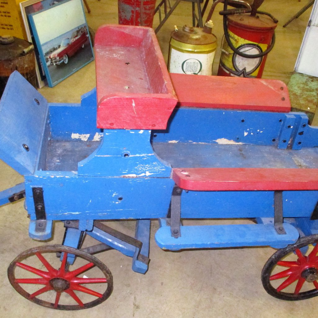190: Child's Buckboard Wagon