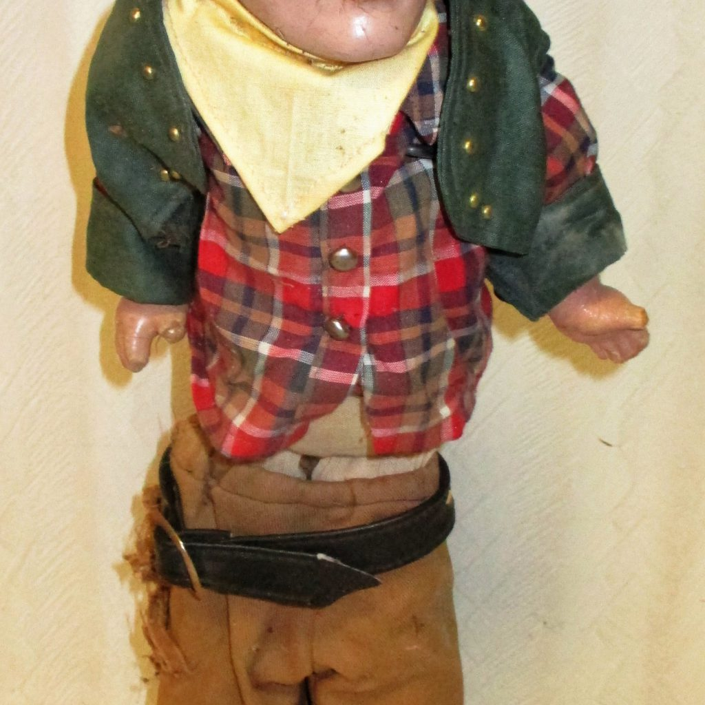 194: Tom Mix Doll