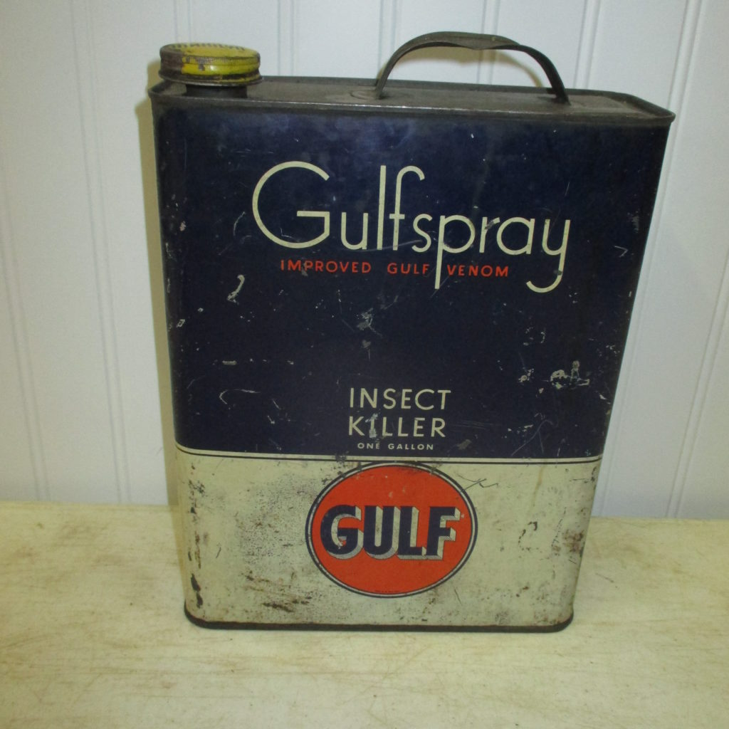 Gulfspray Can