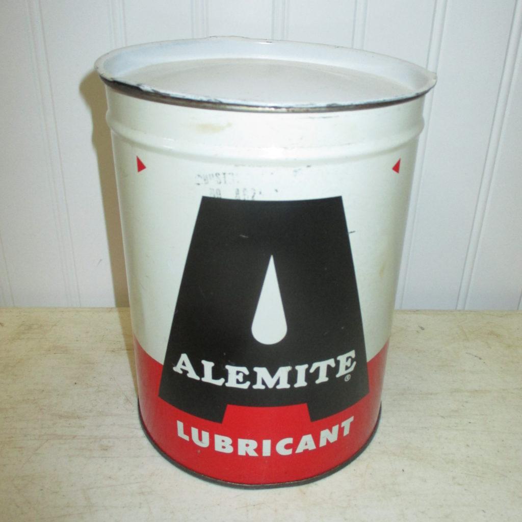 Alemite Can