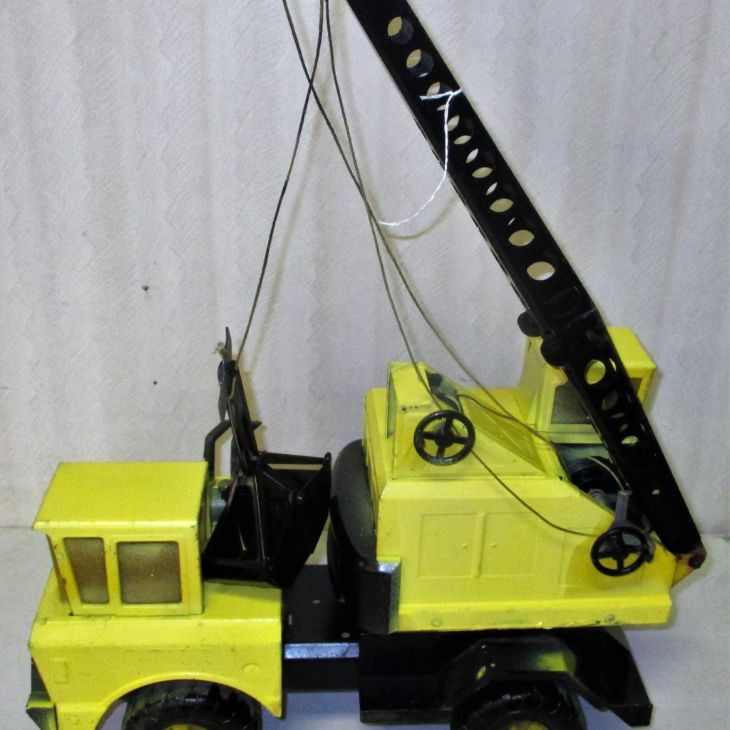 107: Tonka Mighty Crane MR-970 Dragline