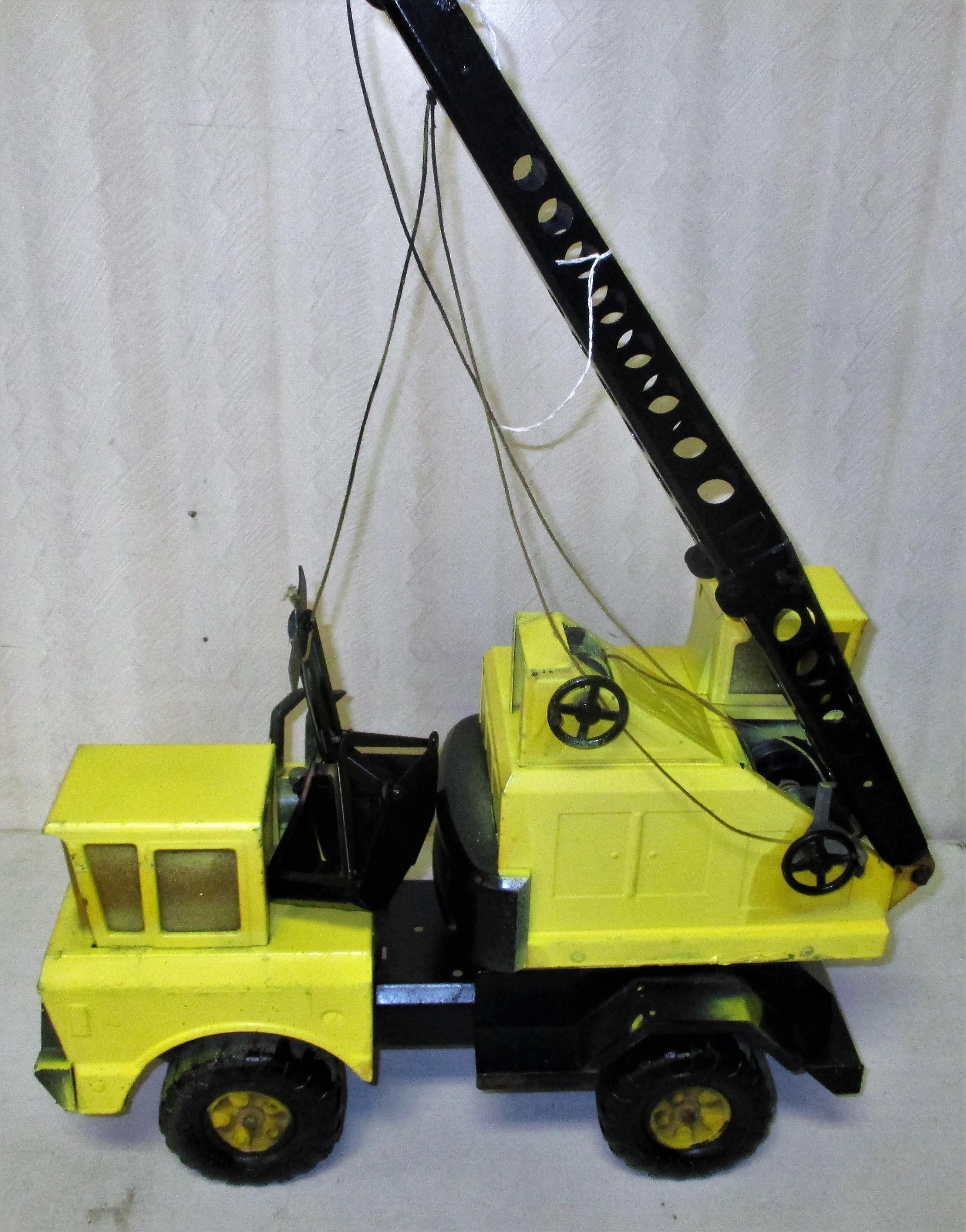 107: Tonka Mighty Crane MR-970 Dragline