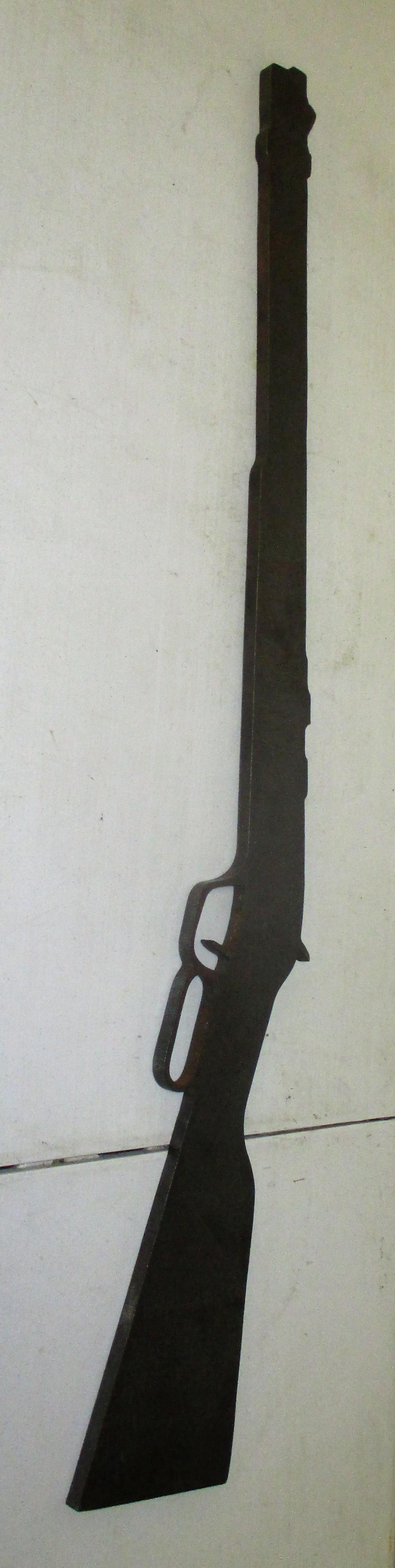 124: Heavy Steel Gun Tradesign (?)
