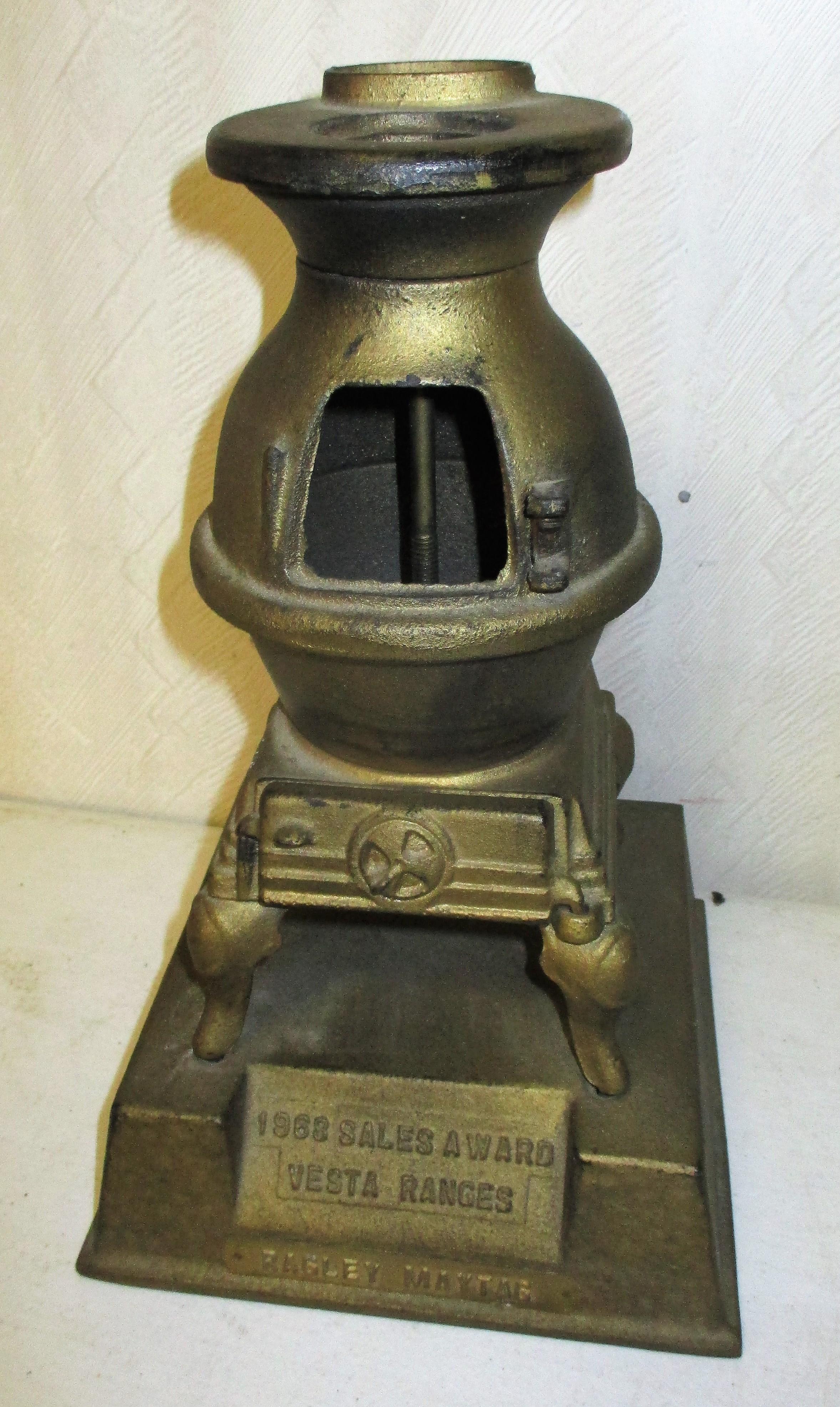 132: 1968 Maytag Sales Award