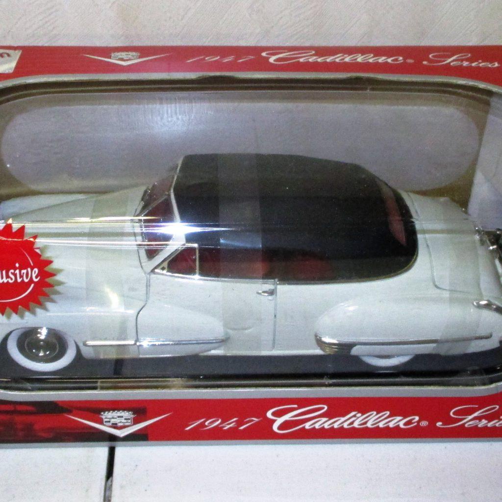 134: 1947 Cadillac Diecast Model