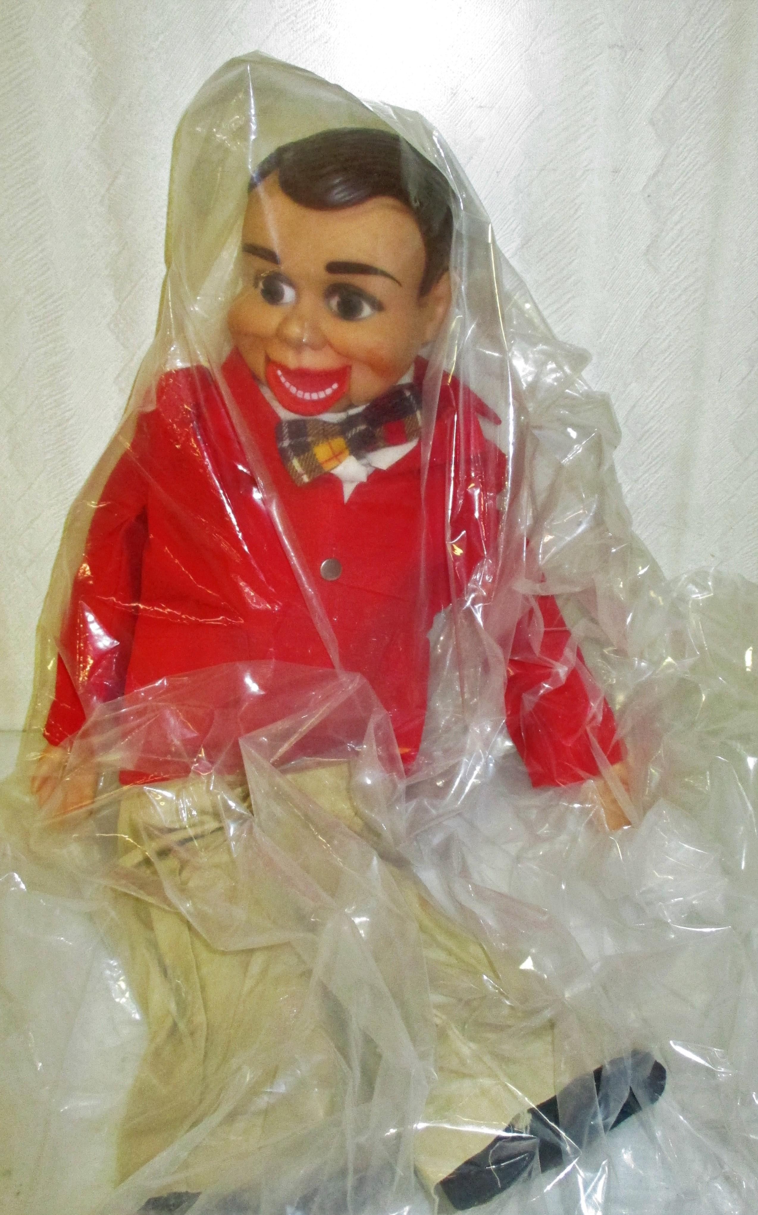 135: Jerry Mahoney Doll