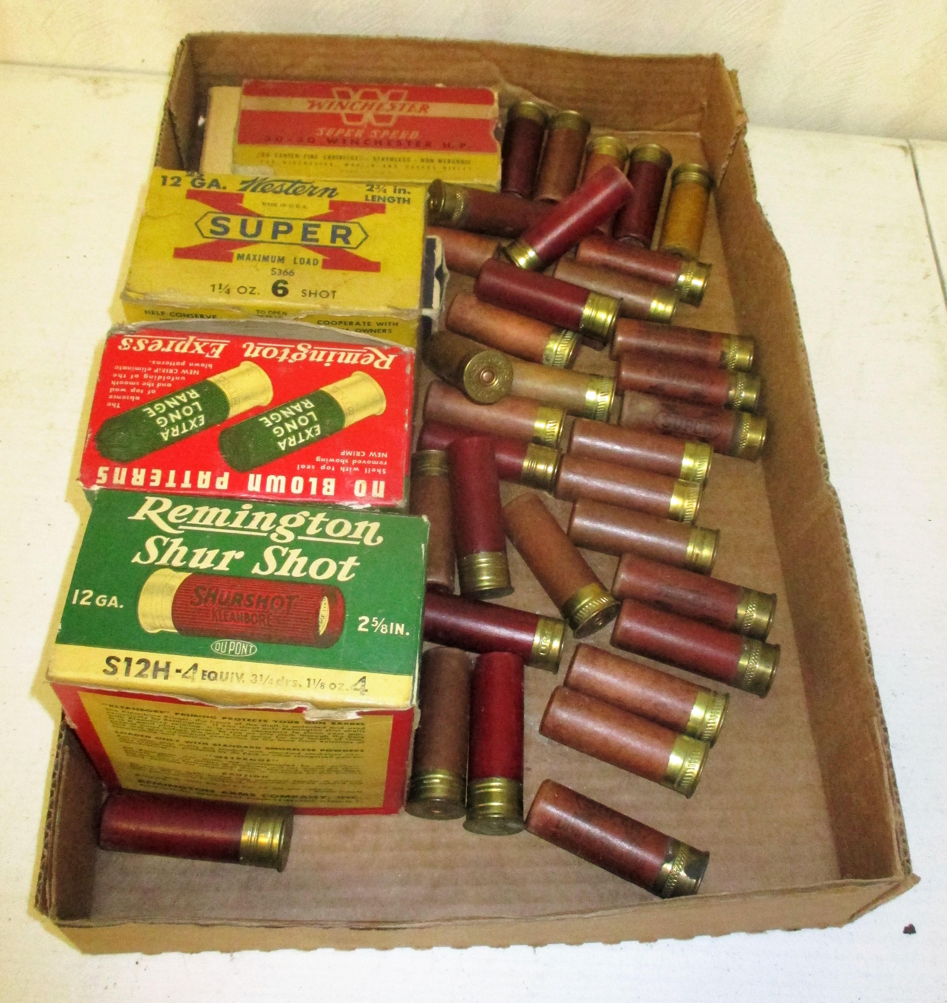 144: Vintage Shotgun Ammo