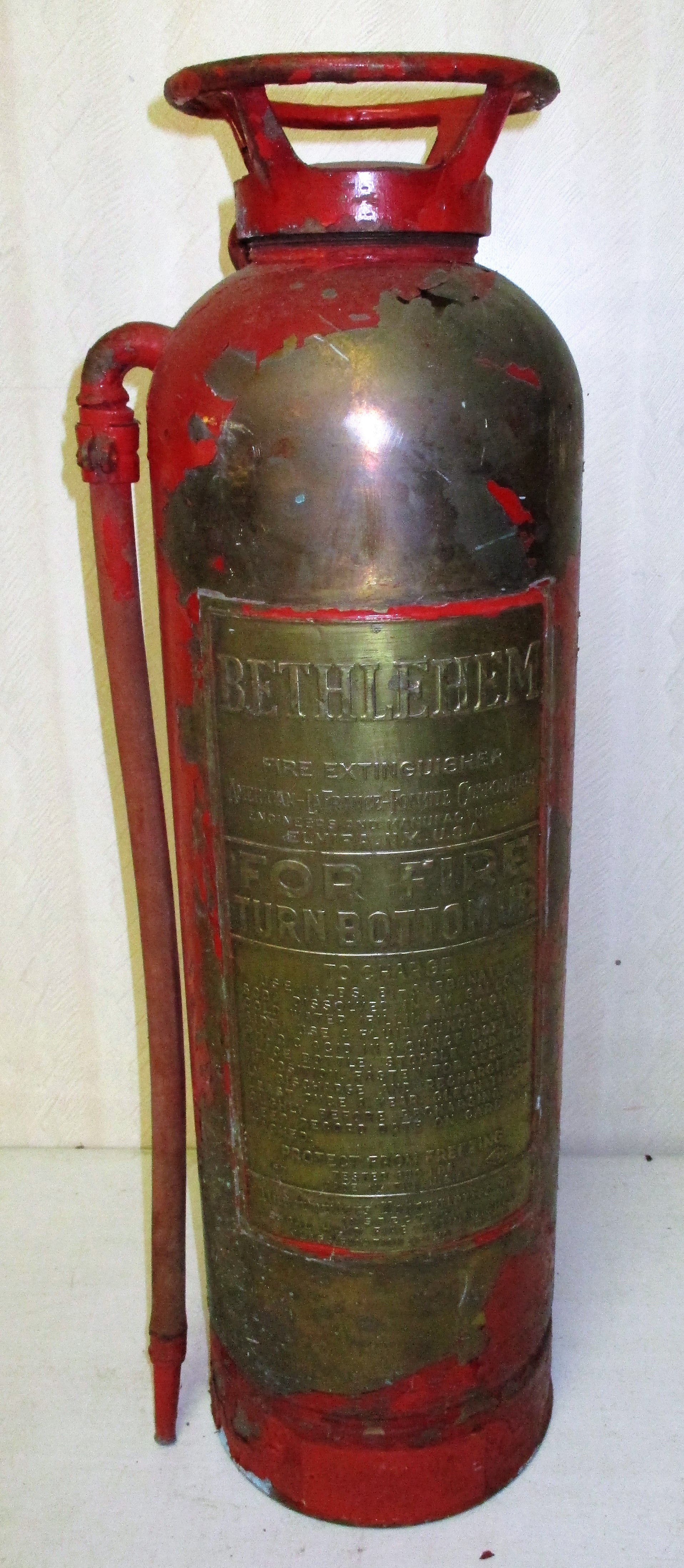 150 Fire Extinguisher