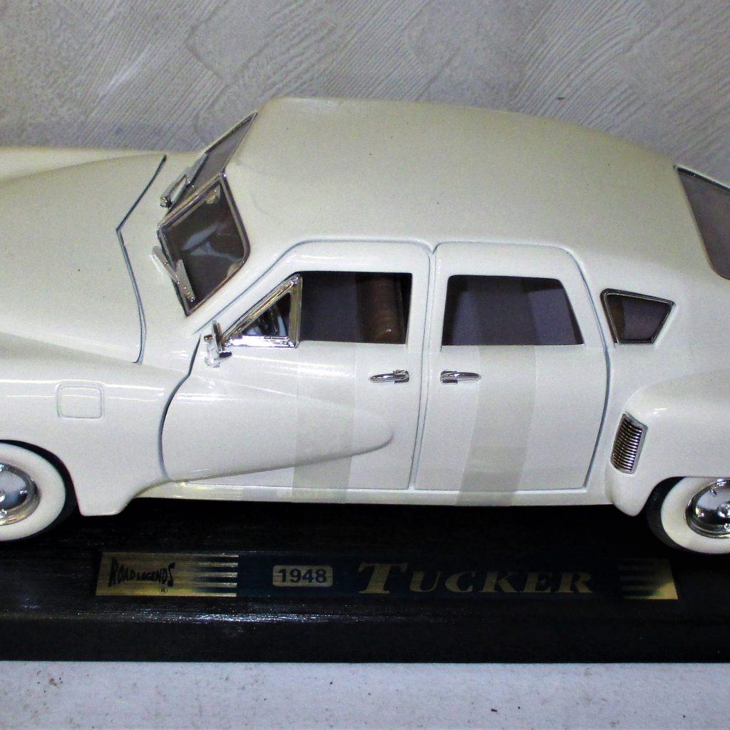162: 1948 Tucker Diecast Model