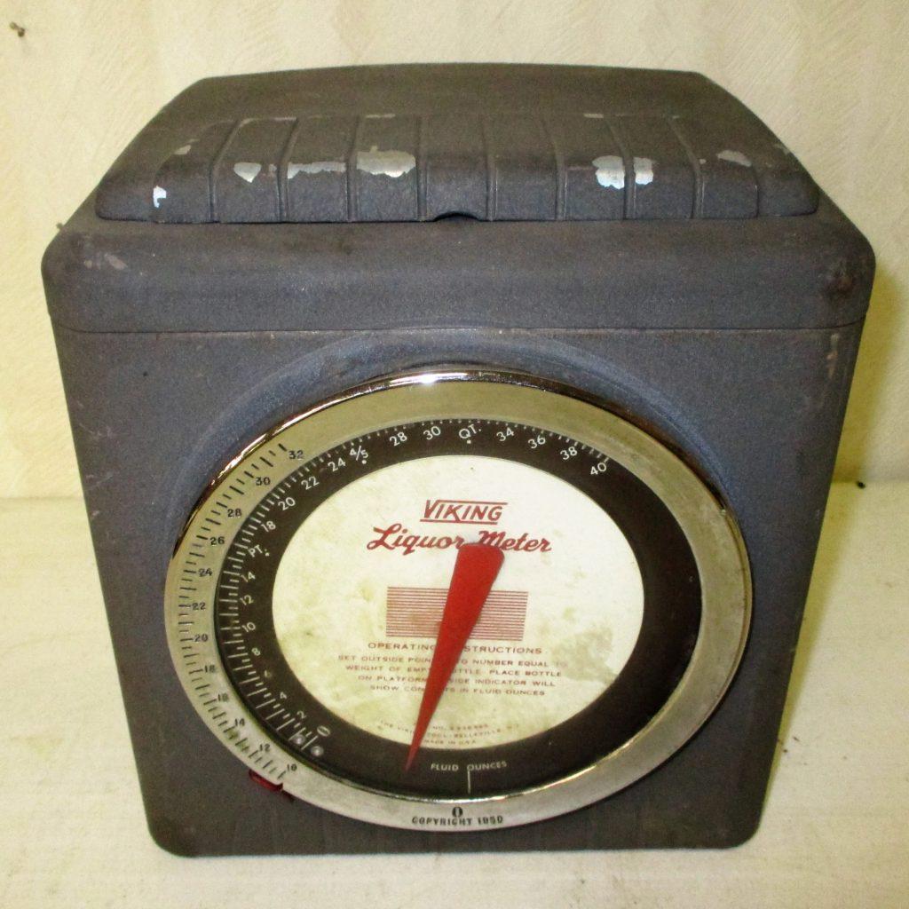 163: 1950 Liquor Meter