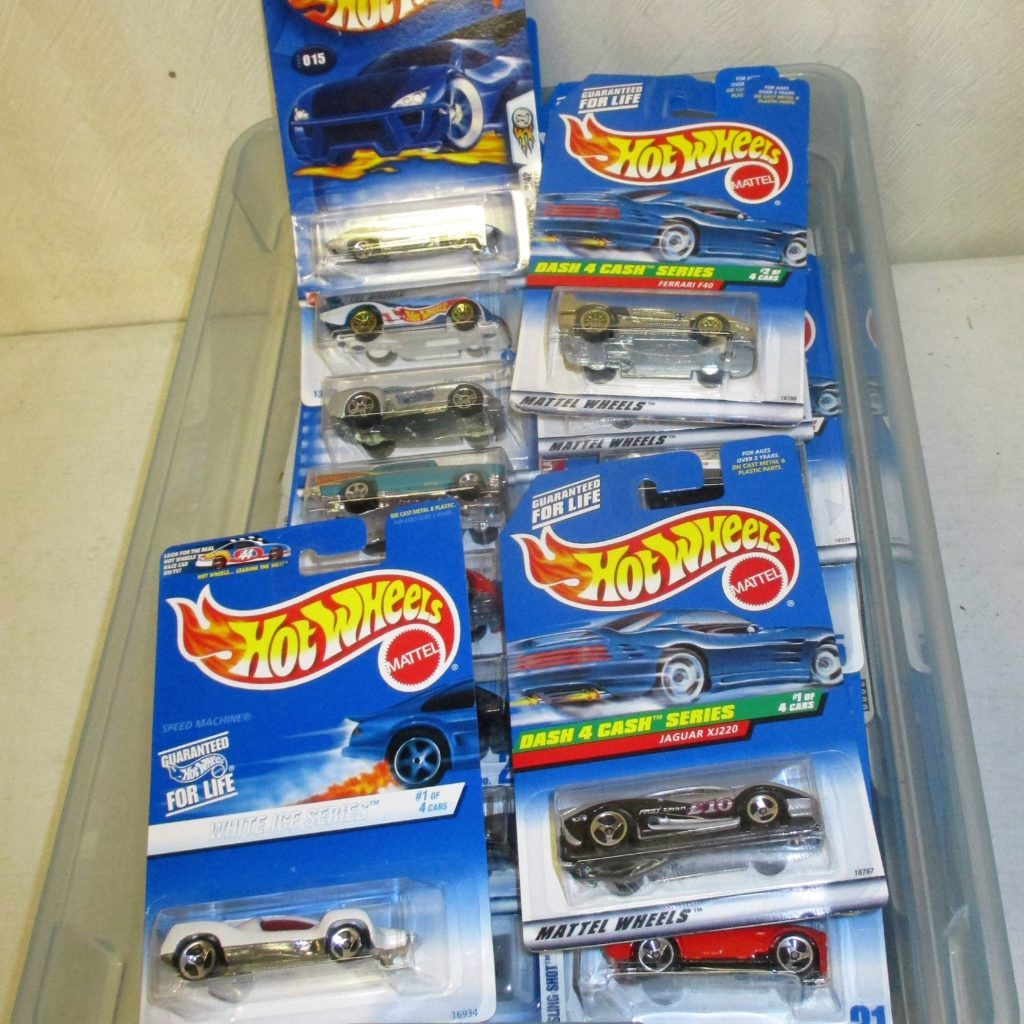169: Hot Wheels Lot