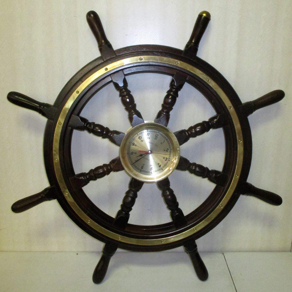 16: Wheel Clock