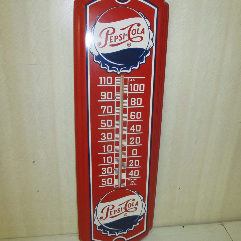 Pepsi Thermometer