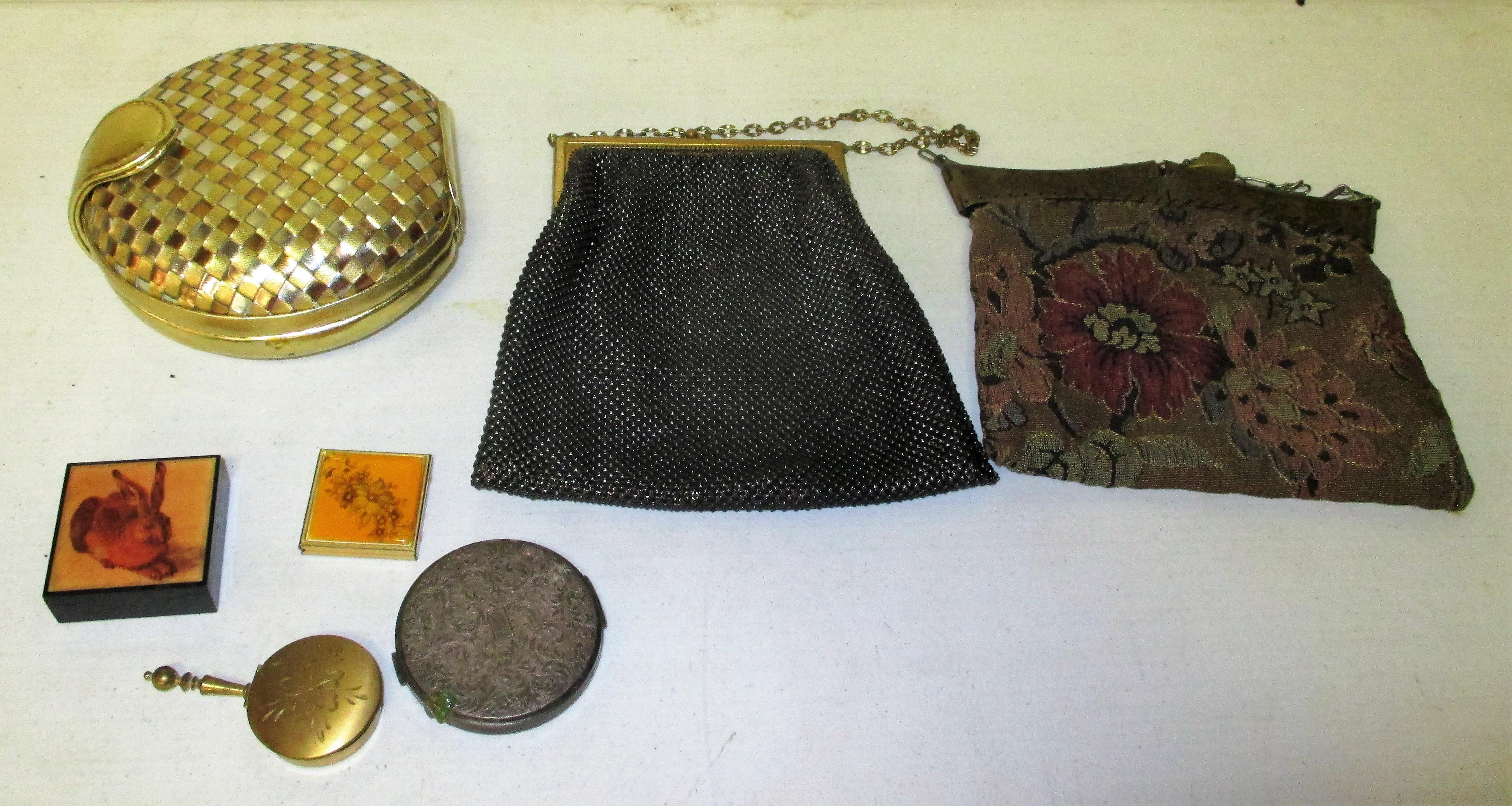 28: Vintage Ladies Accesssories