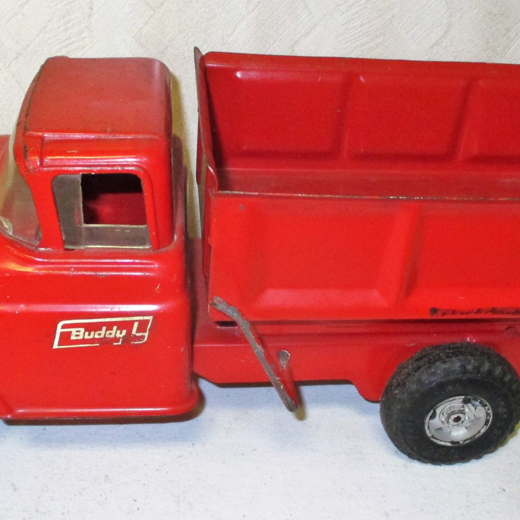 33: Buddy L Dump Truck