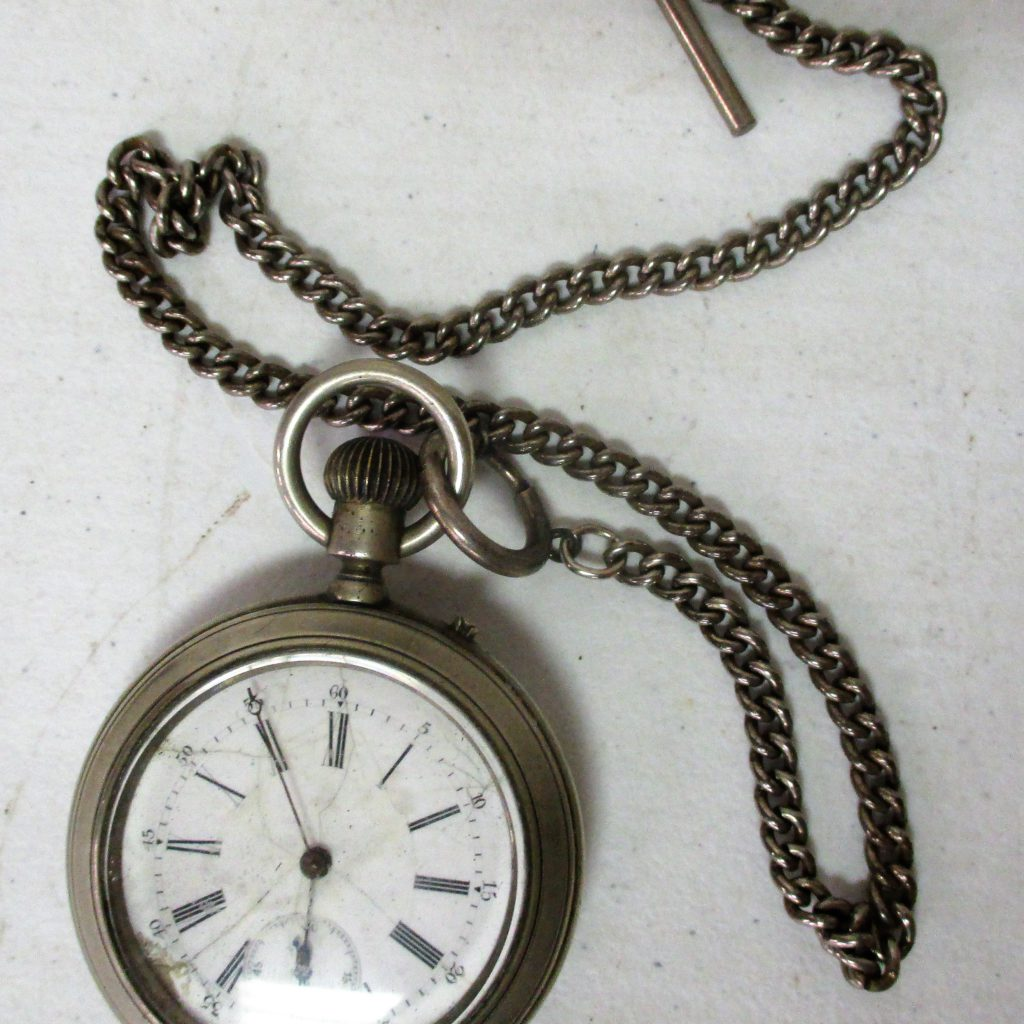 35: Pocket Watch