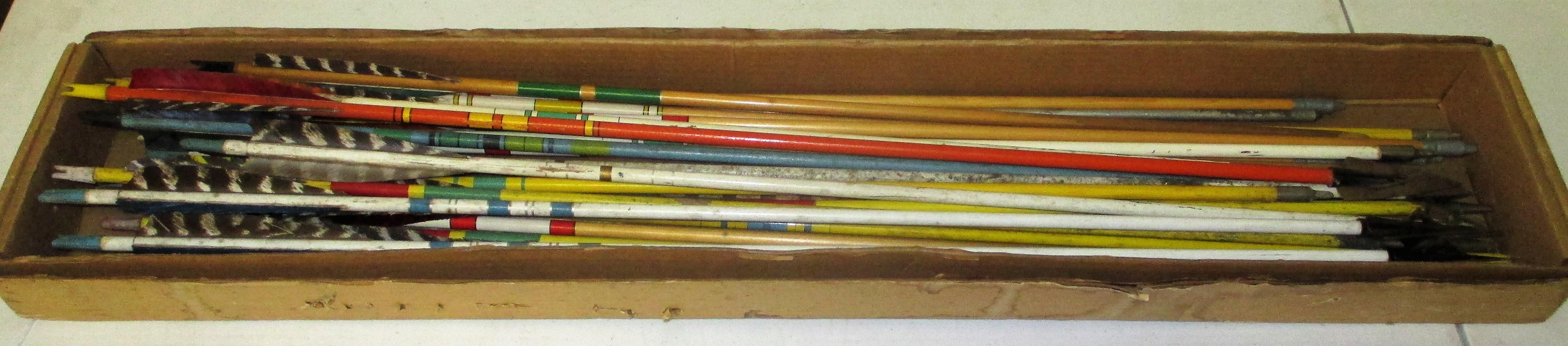 60: Wooden Arrows