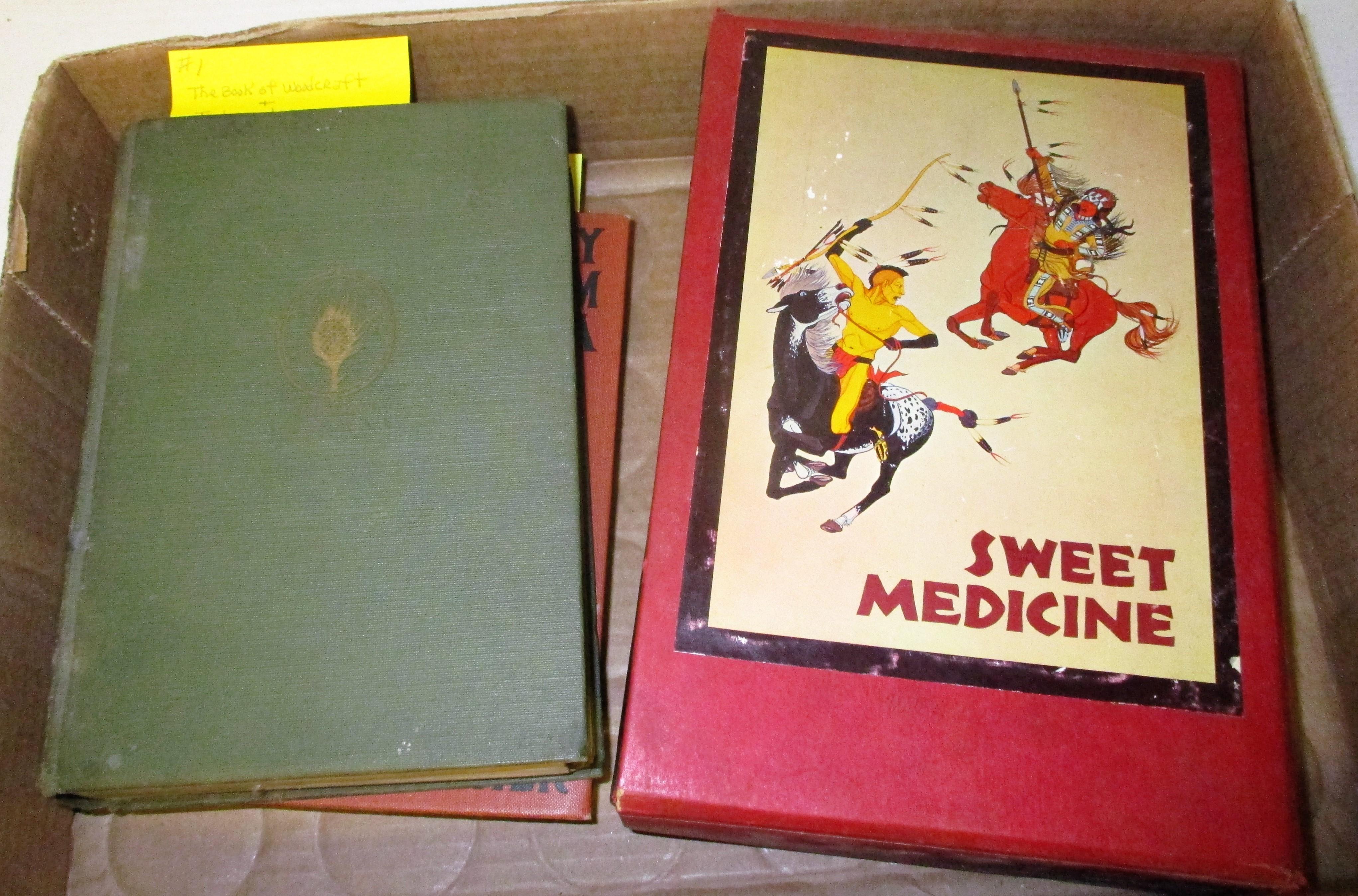 71: Native American Books