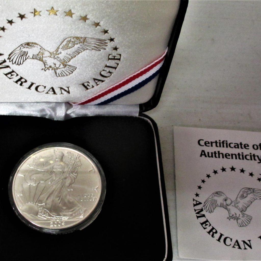 78: 2004 Silver Eagle