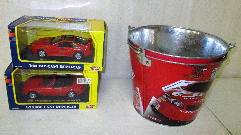 96: Budweiser Buckets And Cars