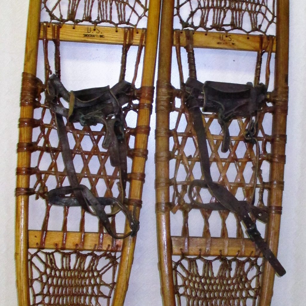 97: Snow Shoes