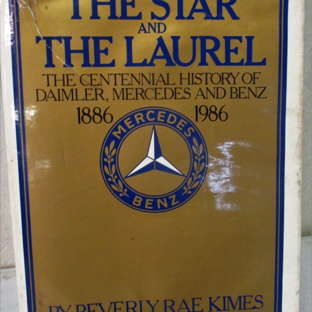 98: 1886 To 1986 Mercedes History Book