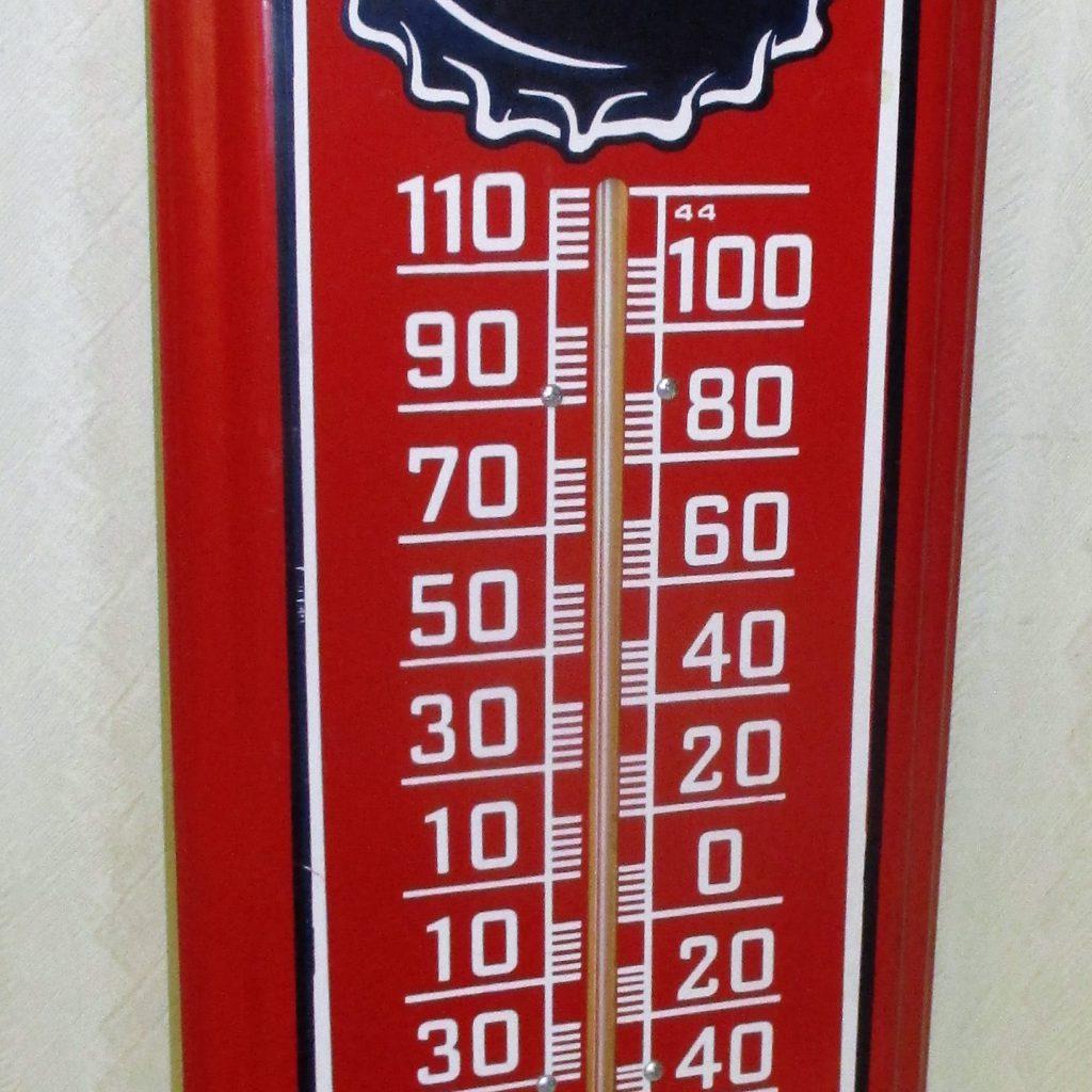 99: Pepsi-Cola Thermometer