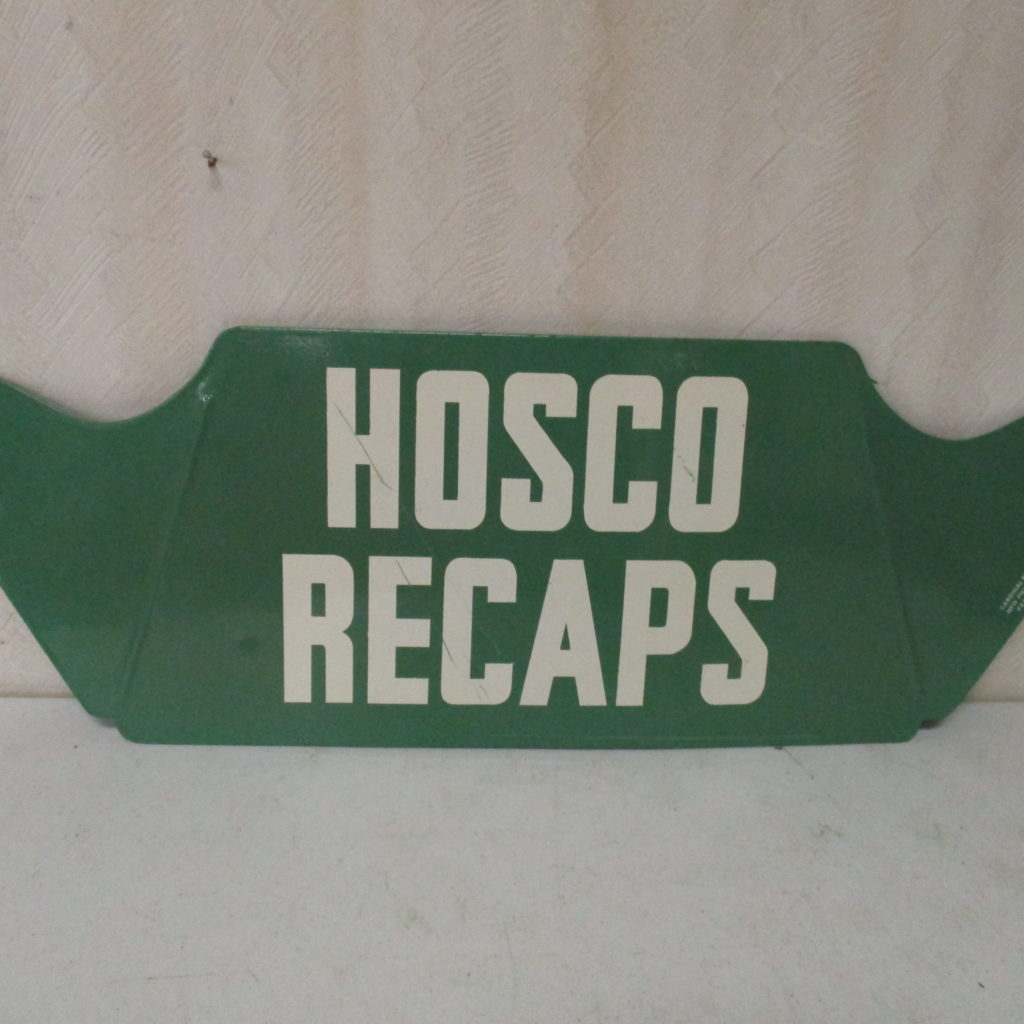 Lot 137: Part Of A Hosco Recaps Tire Stand