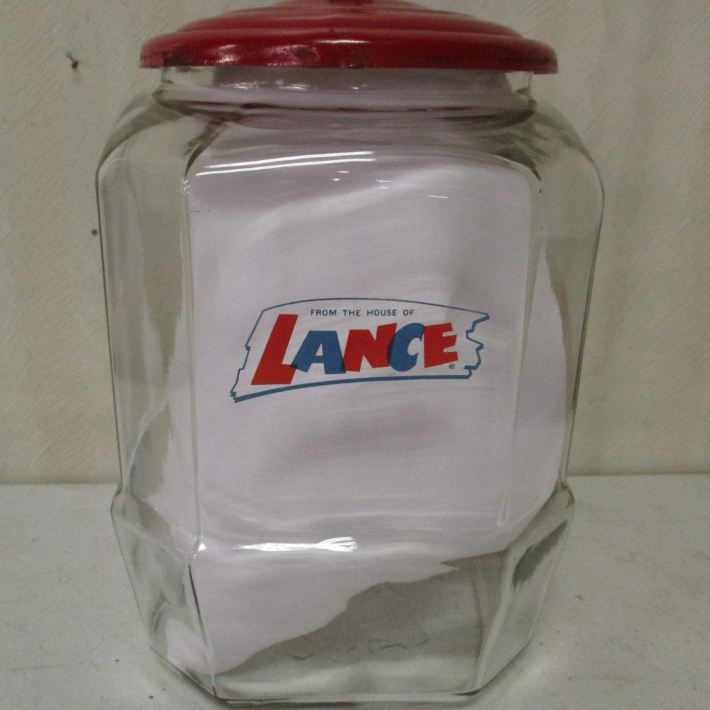 Lot 153: Lance Jar
