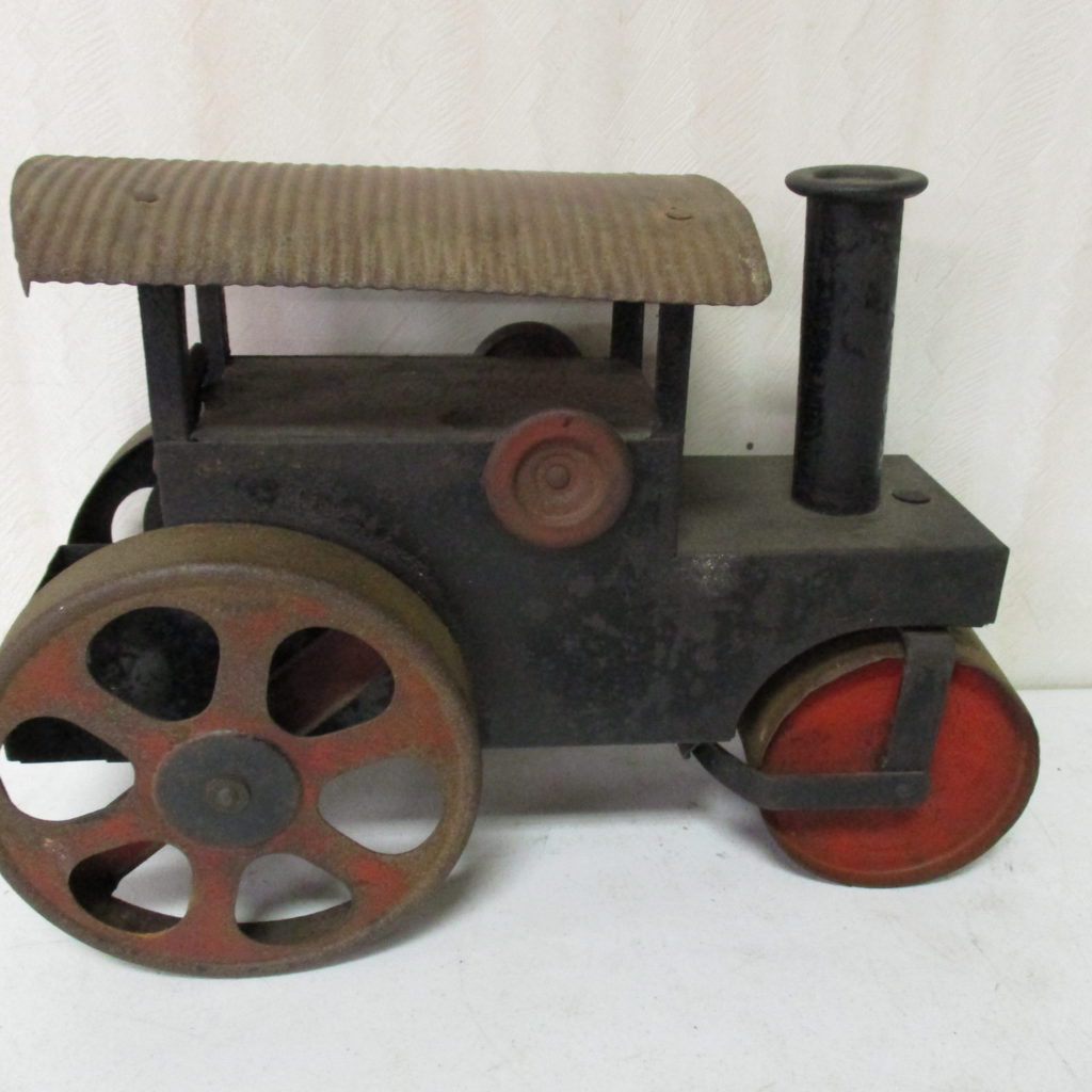 Lot 178: Steam Roller Toy