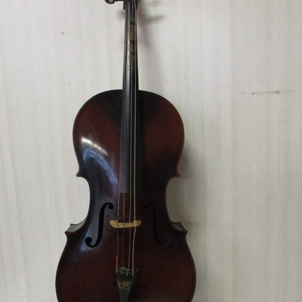 Lot 191:  3/4  Kay Cello