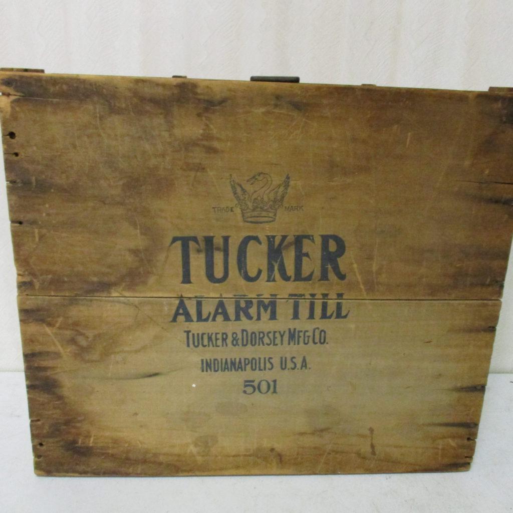 Lot 233: Tucker Alarm Till