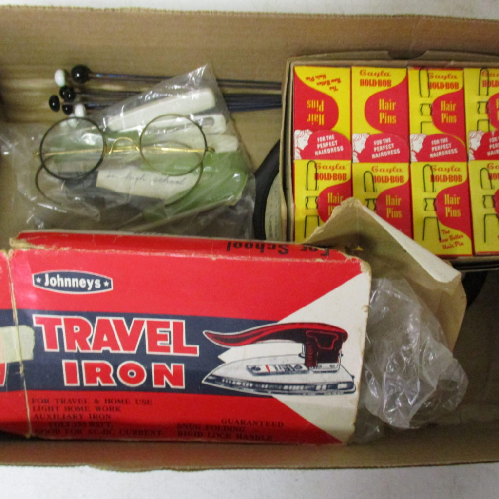 Lot 256: Travel Iron & Personal Care Lot