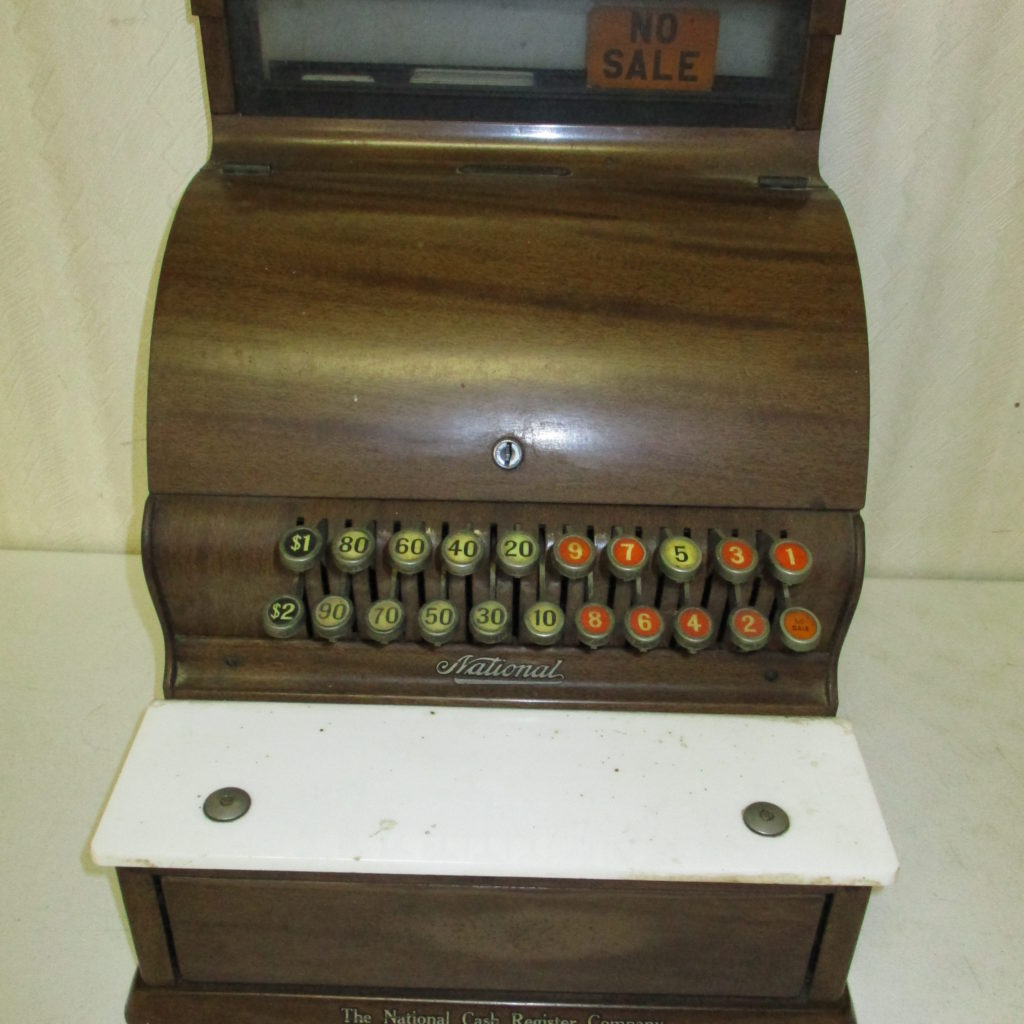 Lot 42: National Cash Register