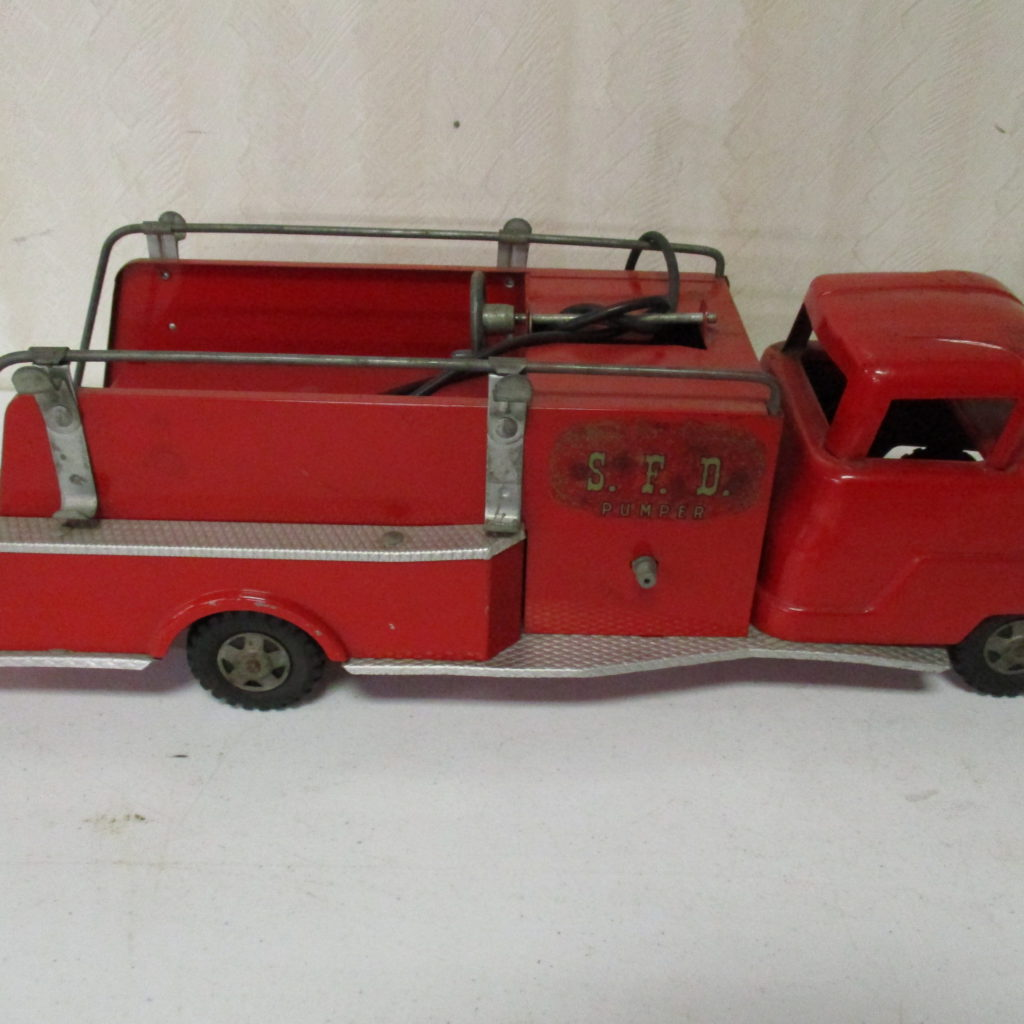 Lot 50: Structo Fire Truck