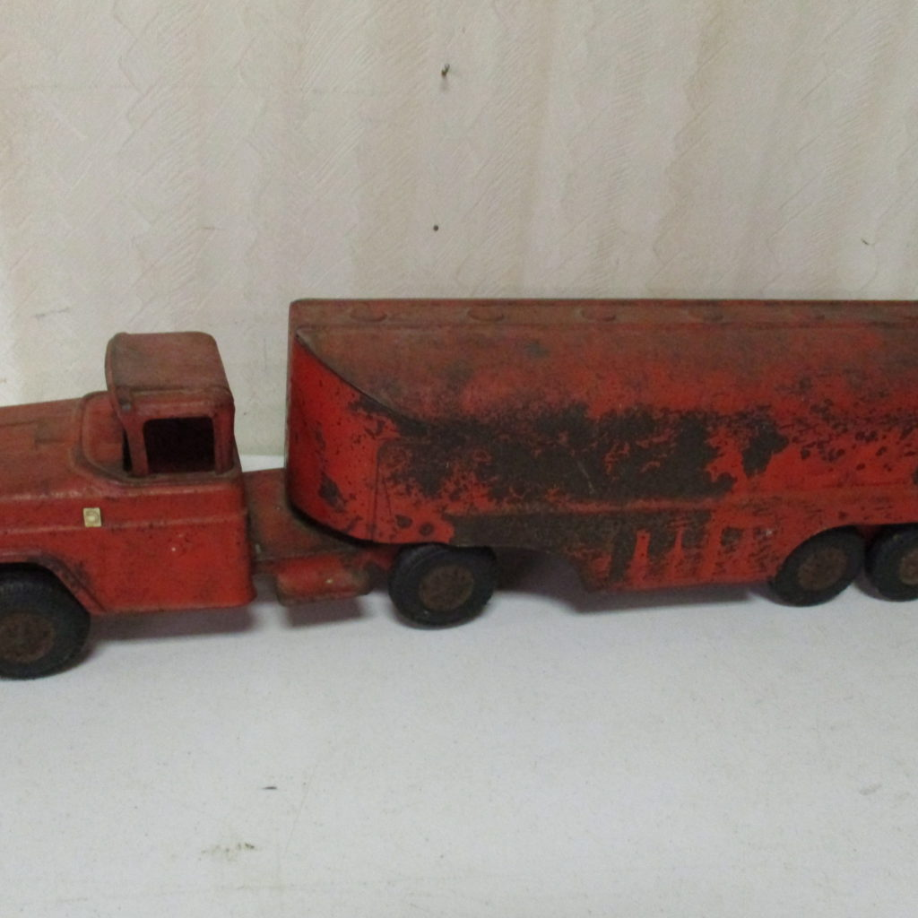 Lot 51: Buddy L Tanker Truck