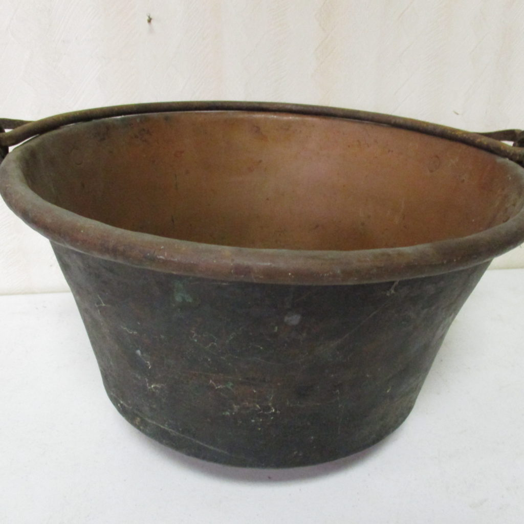 Lot 68: Copper Bucket