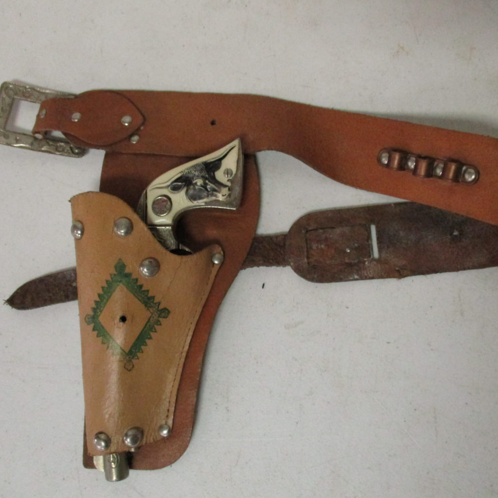 Lot 82: Cap Gun And Holster