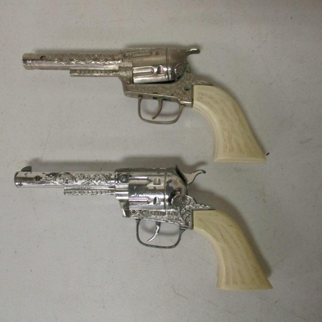Lot 84: (2) Cap Guns