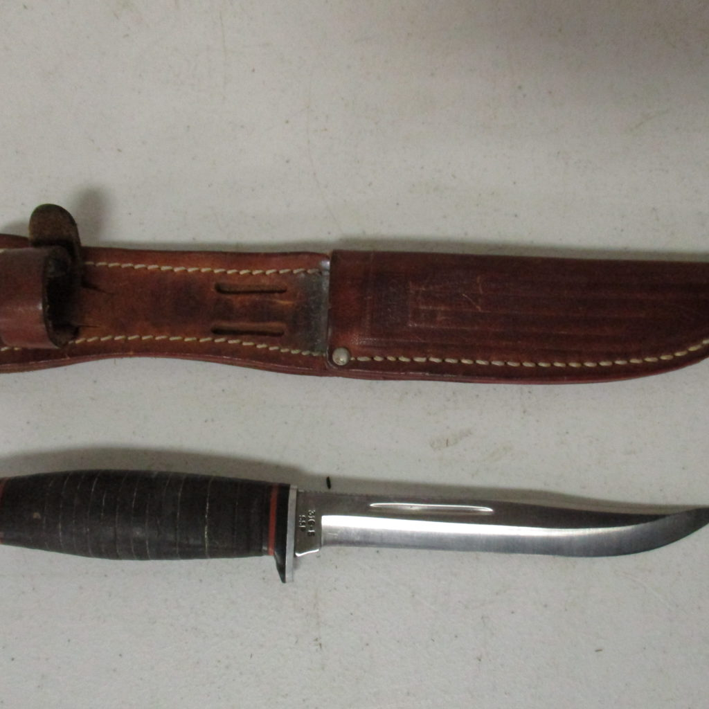 Lot 94: Case Sheath Knife