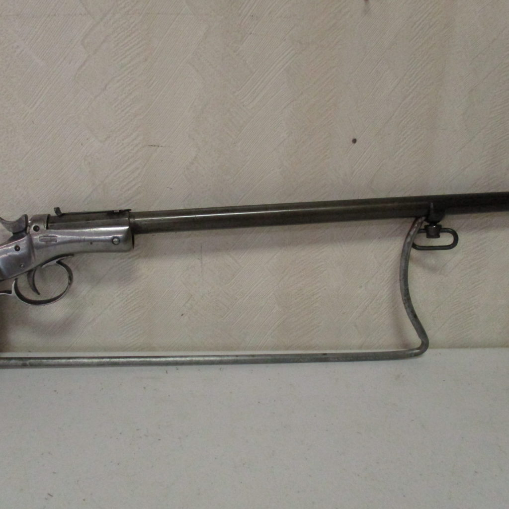 Lot 96: J Stevens Arms Co Antique Gun