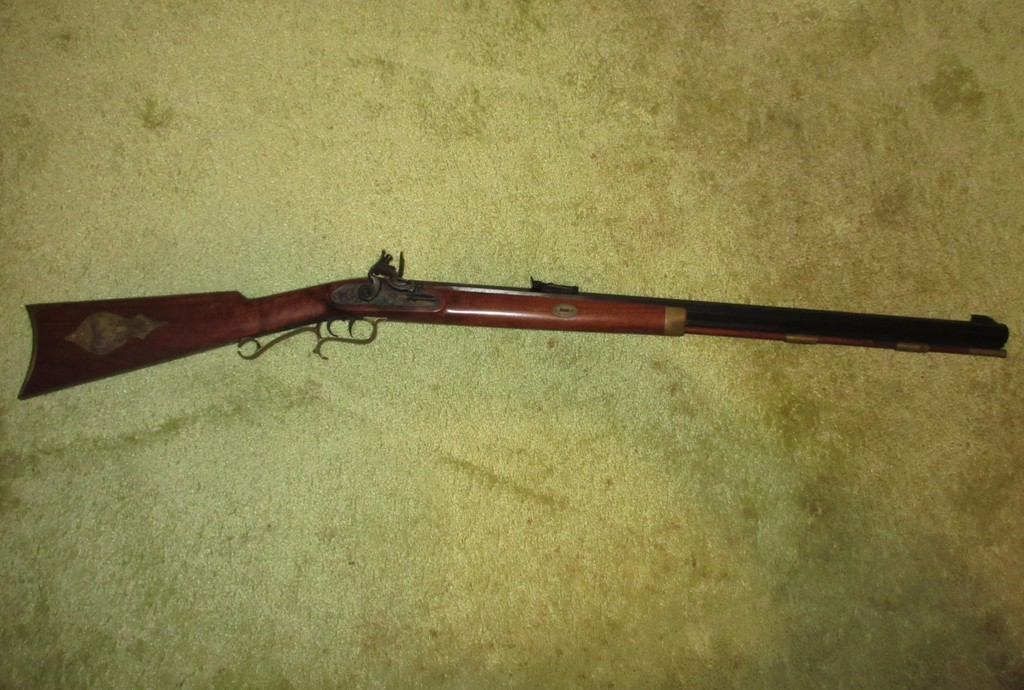50 Cal Thompson Center Arms Flintlock