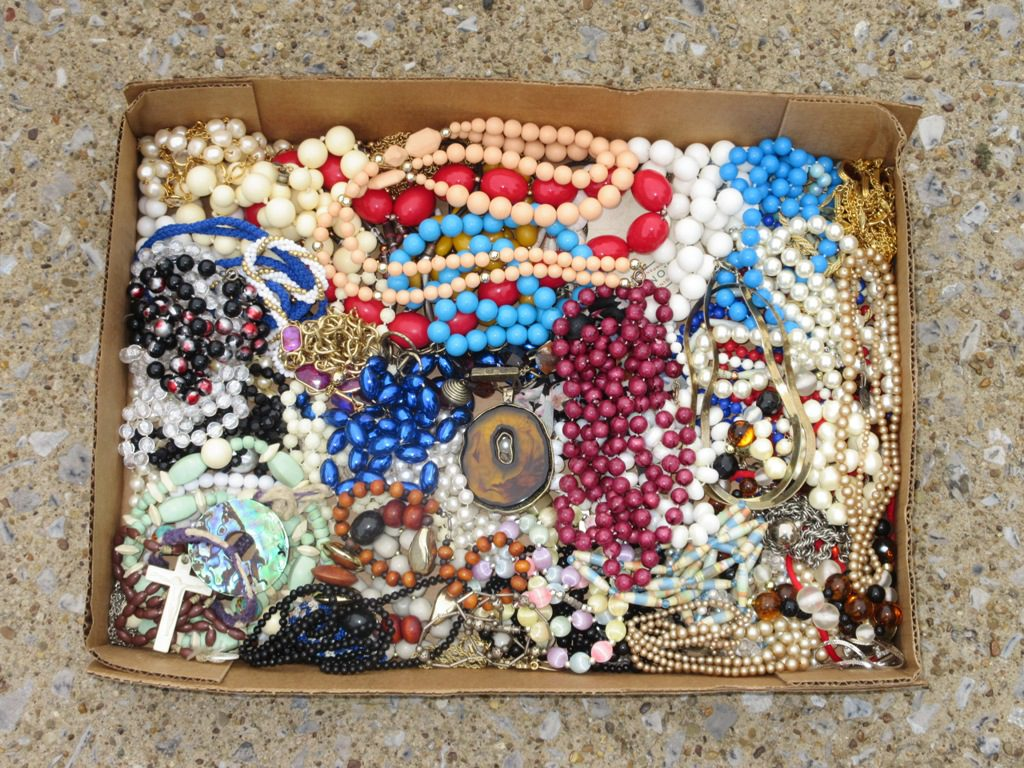 Over 50 Costume & Designer Necklaces 1