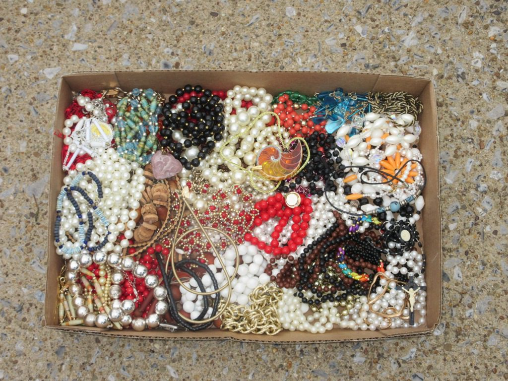 Over 50 Costume & Designer Necklaces 2