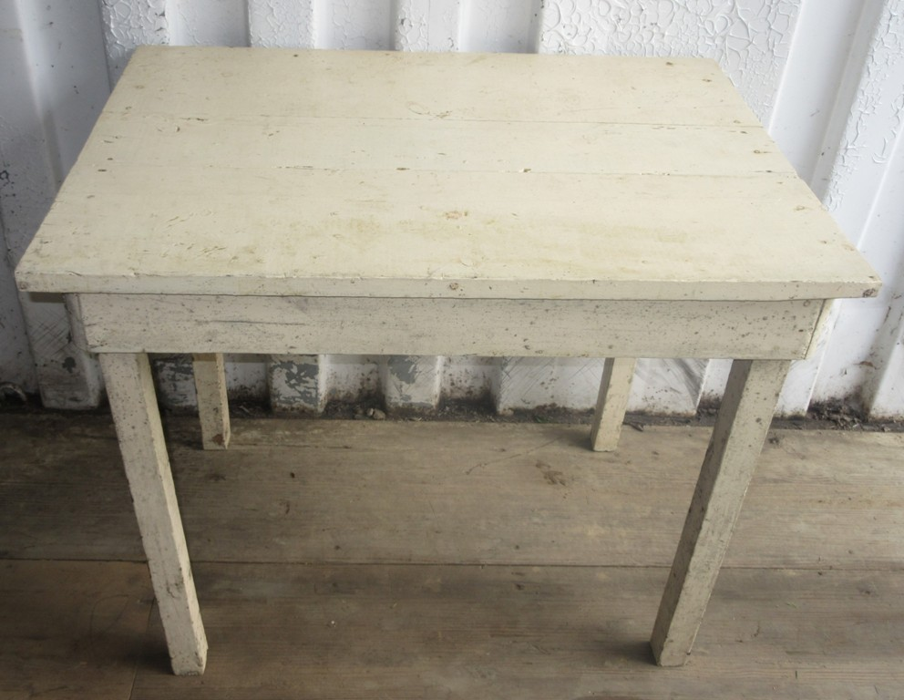 Primitive Country Store Table