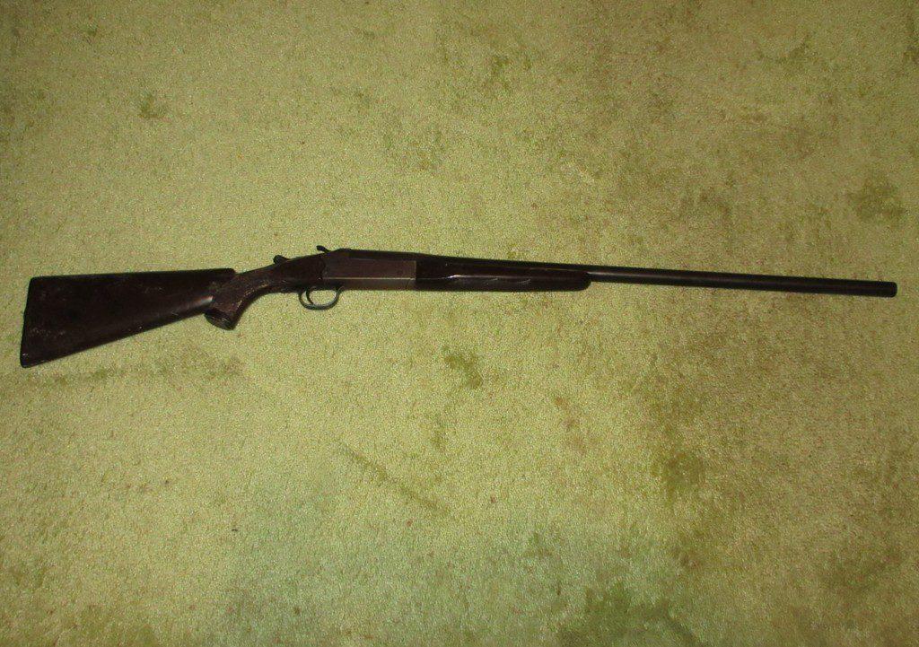 Stevens Model 94 16 Ga Single Shot