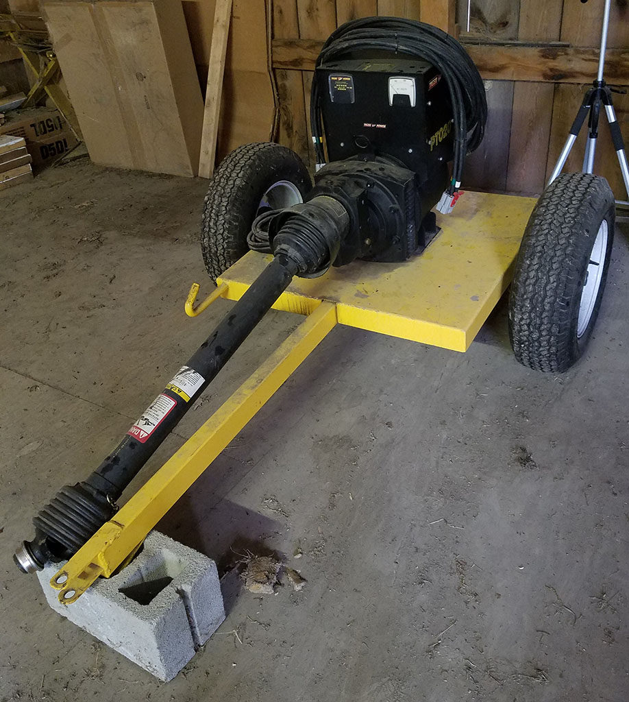 Tiger Power 20kW PTO Generator 1 Resized